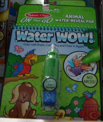 Water Wow Animals